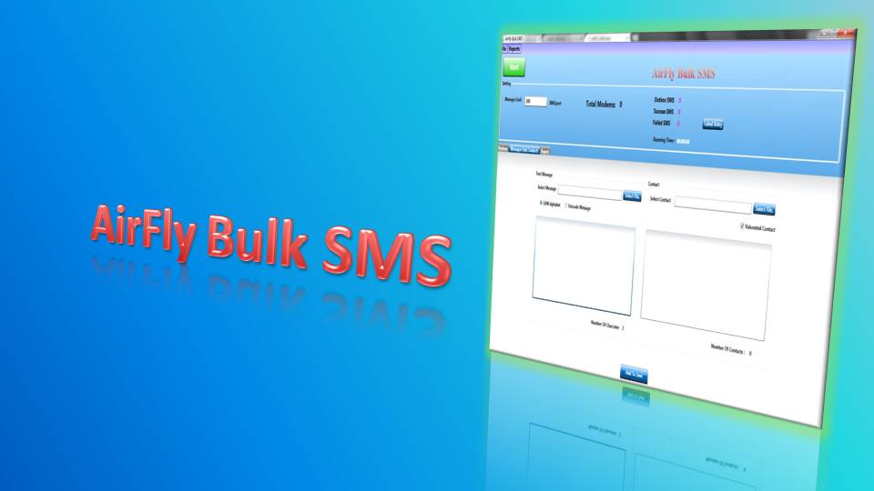 Start to send bulk SMS 5 Seconds with in 3 Easy Steps.